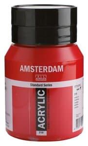 Amsterdam Acrylfarbe 500 ml, karminrot
