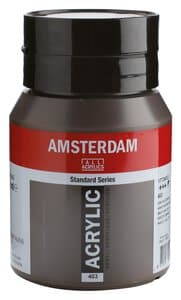 Amsterdam Acrylfarbe 500 ml, vandyckbraun