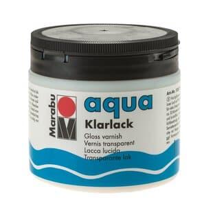 Marabu Aqua blanke lak, 500 ml