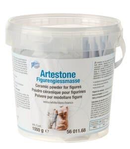 Figurengießmasse Artestone, 1000 g