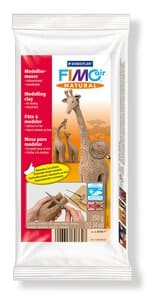 Boetseerklei FIMO air natural (350 g) zandsteen