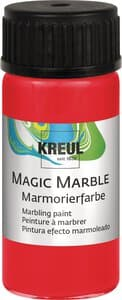 Marmorierfarbe Magic Marble, 20 ml rot