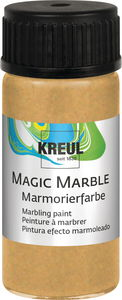 Marmerverf Magic Marble (20 ml) goud