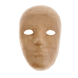 Paper-Art masker (22 x 15 cm)