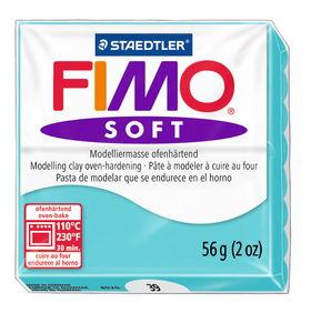 Fimo soft boetseerklei (57 g) pepermunt