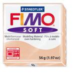 Fimo soft boetseerklei (57 g) huidskleur