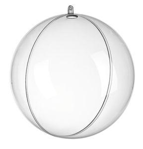 Boule en verre acrylique , A ..., 120 mm (ø)