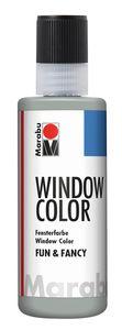 Peinture Window Color Fun & Fancy Marabu , argenté