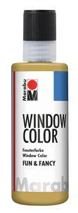 Peinture Window Color Fun & Fancy Marabu , doré