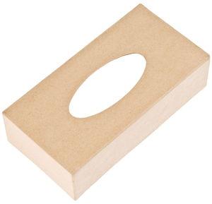 Boîte à mouchoirs en carton, la pièce