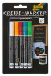 Kreidemarker, 1-2mm, 5er-Set