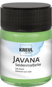 Seidenfarbe Javana, 50 ml grün