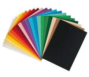 Gekleurd karton, A4, 20 vel