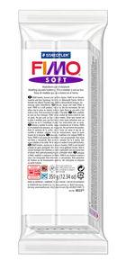 Fimo soft Großpack, 350 g weiß
