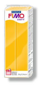 Fimo soft boetseerklei (350 g) zonnegeel