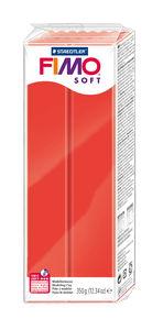 Fimo soft Großpack, 350 g rot