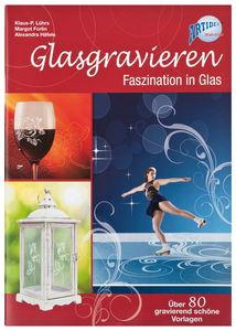 Livre 'Gravure sur verre', plus de 80 modèles