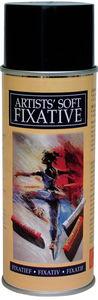 Artist's Fixative Soft, 400 ml