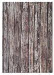 Knutselkarton 'Houtlook', 49,5 x 68 cm, per vel