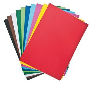 Gekleurd karton, glad, 125 vel, 160 g/DIN A2
