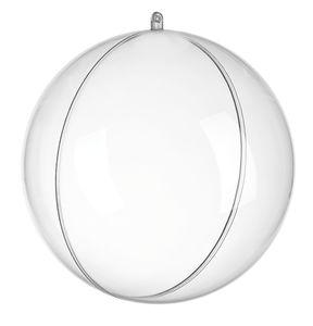 Boule en verre acrylique , A s..., 60 mm (ø)