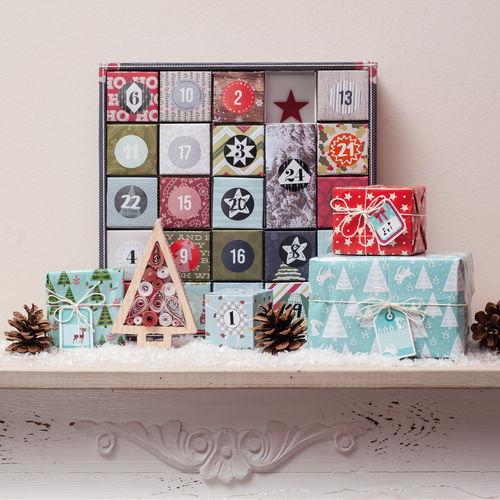 Fant sticas ideas decorativas para adviento y navidad - Ideas decorativas navidenas ...