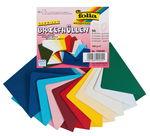 Briefumschläge, 50 Stück 10-farbig (11 x 15,5 cm)
