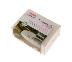 Glycerine zeep - eco olijfolie, opaak, 500 g