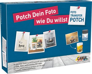 Foto Transfer Potch-Set