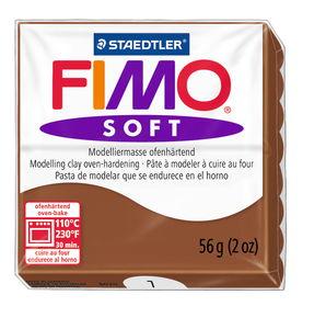 Fimo soft boetseerklei (57 g) caramel