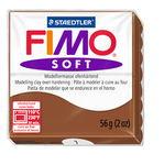 Fimo soft Modelliermasse, 57 g caramel
