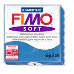 Fimo soft boetseerklei (57 g) pacificblauw