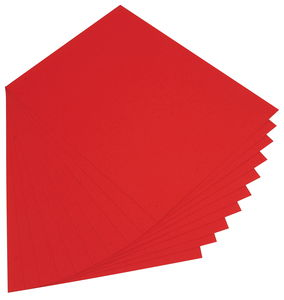 Carton de couleur, 300 g..., rouge brique