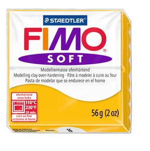 Fimo soft boetseerklei (57 g) zonnegeel