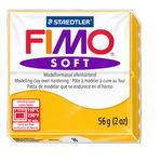 Fimo soft Modelliermasse, 57 g sonnengelb