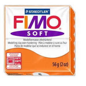 Fimo soft boetseerklei (57 g) mandarijn