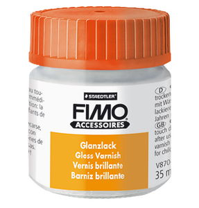 Fimo glanslak (op waterbasis), 35 ml
