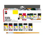 Textielverf starter-set 6 x 15 ml
