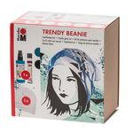 Fashion-Spray Marabu Trendy Beanie 3-tlg.