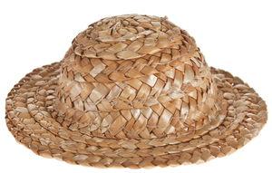 Chapeau de paille, Diam. ext. 8 cm, d...,