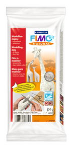 Boetseerklei FIMO air natural (350 g) edelwit