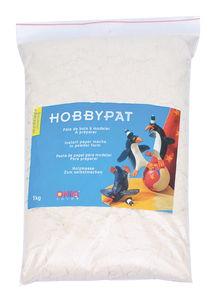 Boetseerpoeder Papydur, 1000 g