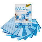 Bloc de cartulina/papel Basics, (240x340mm), azul