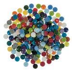 Mosaik Fantasy Glas rund, 500 g bunt-mix (12 mm)