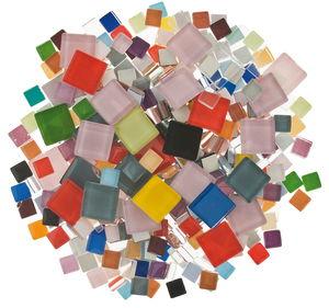 Mosaik Softglas, 500 g bunt-mix (2 Größen)