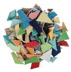 Mosaik Fliesen-Scherben,  1,7 kg bunt-mix