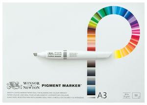 Bloc de papel WINSOR & NEWTON Pigment Marker