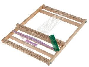 Telar escolar (para tejidos de 40 x 47,5 mm)