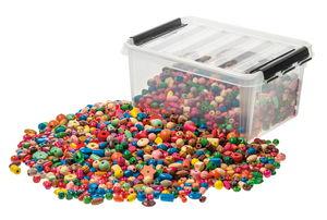 Perles assorties en bois , Diverses for...,