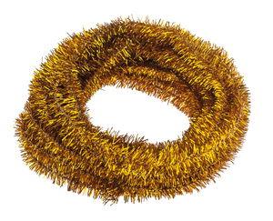 Chenilledraht, 10 Stück gold metallic (ca. 8 mm)